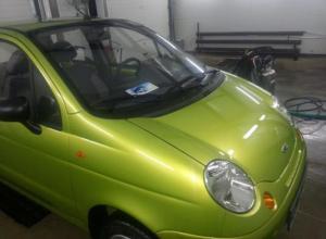 Daewoo Matiz 2014