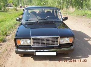 ВАЗ 2107 2011