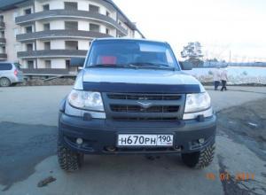 УАЗ 3163 Patriot 2008