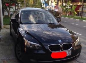 BMW 5er 2009