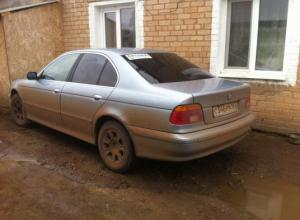 BMW 5er 2001