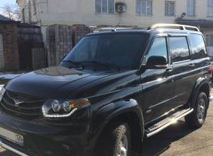 УАЗ 3163 Patriot 2015