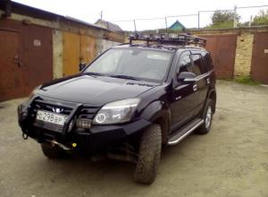 GreatWall Hover 2012