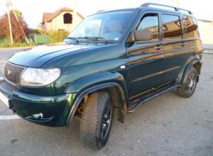 УАЗ 3163 Patriot 2011