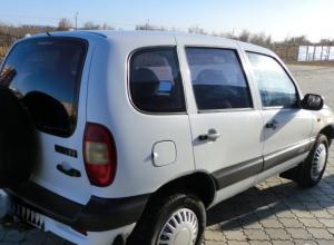 Chevrolet Niva 2003