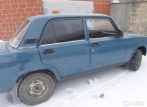 ВАЗ 2107 2007