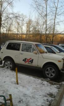 ВАЗ Нива 4x4