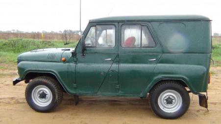 УАЗ 31512