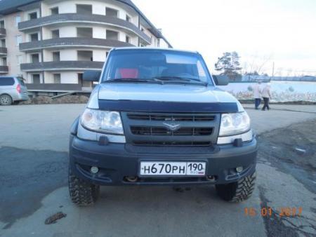 УАЗ 3163 Patriot