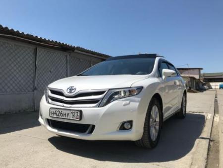 Toyota Vensa