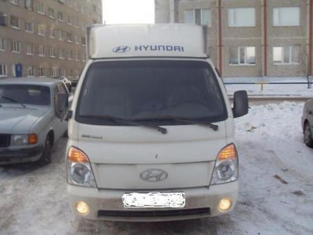 Hyundai Грузовики