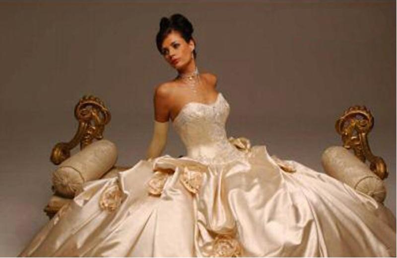 Свадебное платье в прокат в балаково